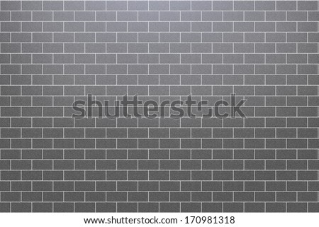 Back ground of grey wall - stock photo