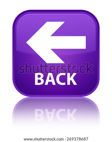 Back purple square button