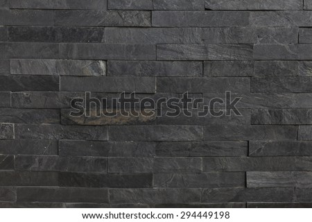 Back Stone wall Texture background. - stock photo