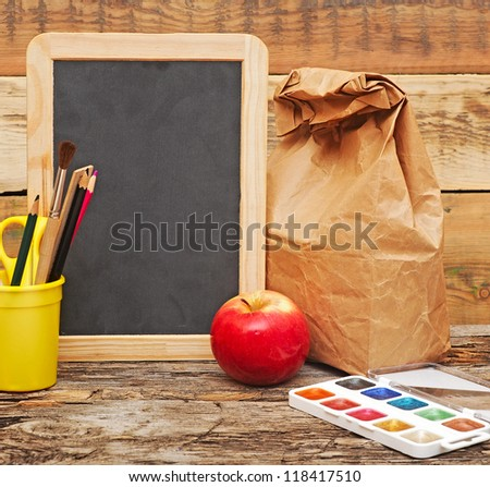 Back to school.Education concept. - stock photo