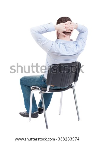 People Sitting Back Stock Images, Royalty-Free Images ...