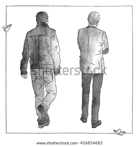 Two Salesmen Stock Photos, Royalty-Free Images & Vectors ...