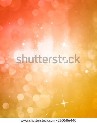 backgrond in warm tones - stock photo