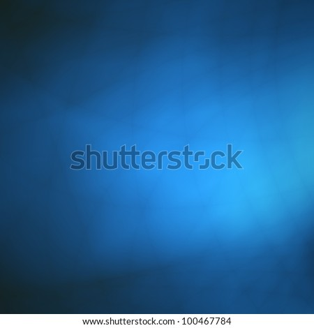 Background abstract blue unusual blur design - stock photo