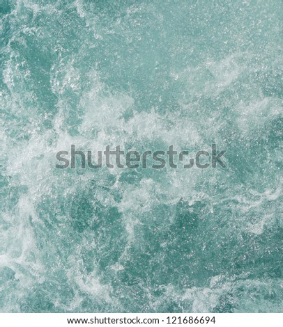 Background abstract sea waves