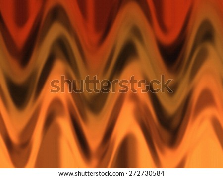 Background - Abstract Waves - stock photo