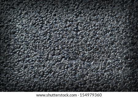 Background and texture of polyethylene foam - stock photo