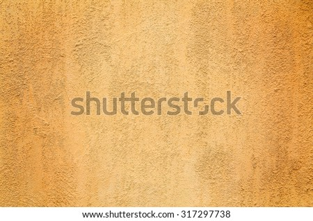 Background and texture with Paint color on wall plaster - stock photo