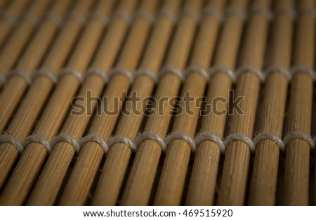 background, bamboo, mat made of bamboo, background.