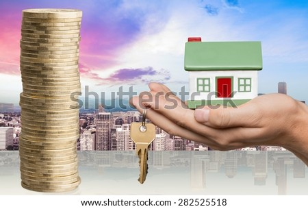 Background, banking, business. - stock photo
