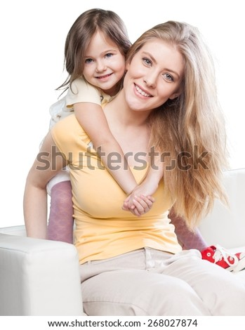 Background, beautiful, caucasian. - stock photo