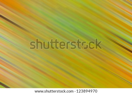 Background Blurred Abstract Green, Yellow, Orange