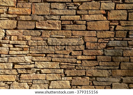 background brown rock wall design Background Brown Rock Wall Design Stock Photo 379315156  Shutterstock