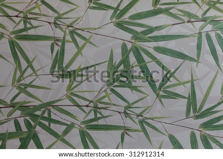 Background. Colored paper structured with printed pattern - stock photo