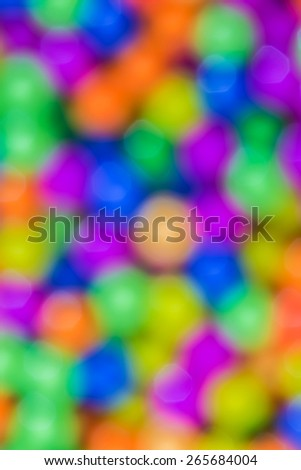 background colorful bokeh circles