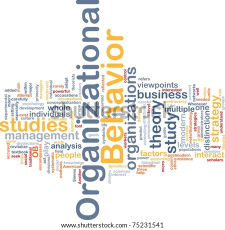 an overview of organizational behavior essay Adidas and organizational behavior introduction- as organizations research    .