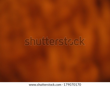 Background conveying heat, warmth, searing pain - stock photo