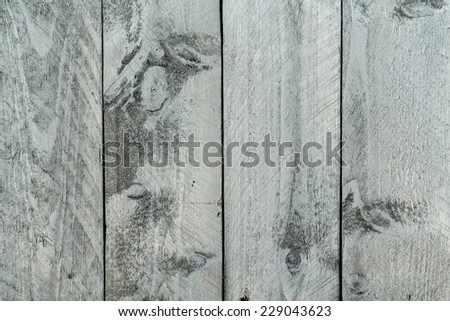 Background created of stained rough wooden planks