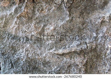 background, design and texture concept - relief stone texture