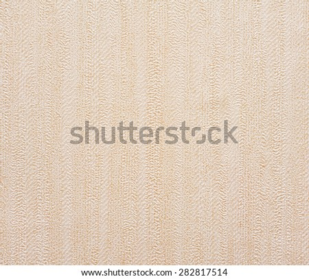 Background from white coarse canvas texture. Clean background.  - stock photo
