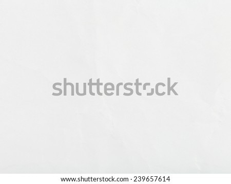 background from white wrapping paper close up - stock photo