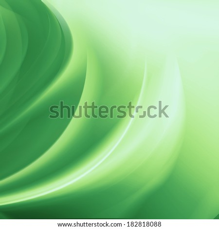 Background green dark abstract pattern - stock photo