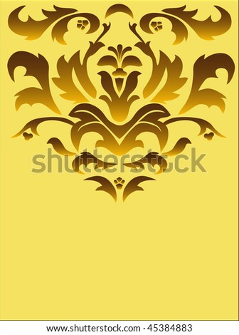 Background greeting card - stock photo