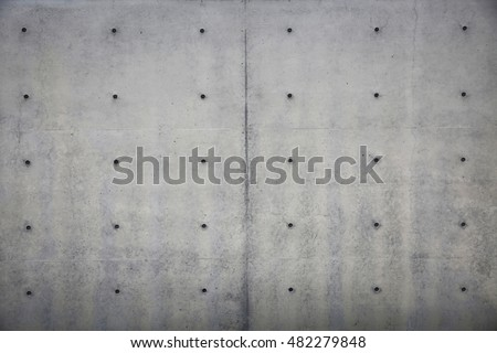 background grey concrete wall