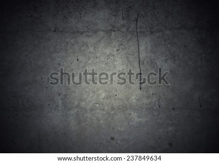 Background image of cement blank wall. Place for text