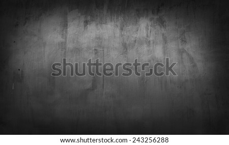 Background image of dark concrete wall