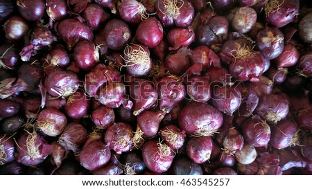 Background image of  red onion