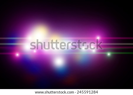 Background image with stage lights and shades