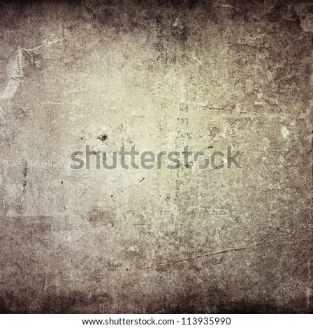 background in grunge style - containing different textures - stock photo