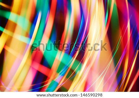 background in the form of light effects. - stock photo