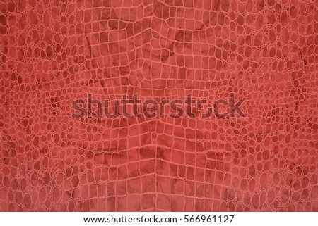 Background in the form of reptile skins (imitation leatherette)