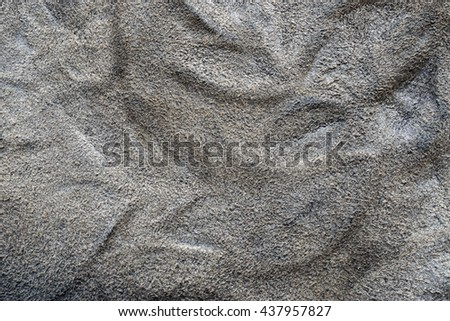 Background made from cow leather, suitable for modeling and fashion industry. Close-up