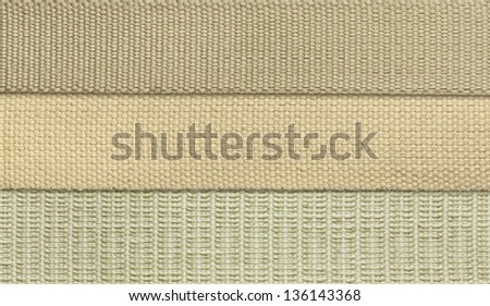 background made of straps, belts. - stock photo