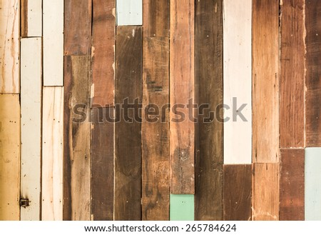background  nature pattern detail of old wood decorative wall texture  surface - stock photo