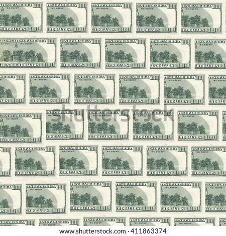 background notes of denominations  hundred dollars