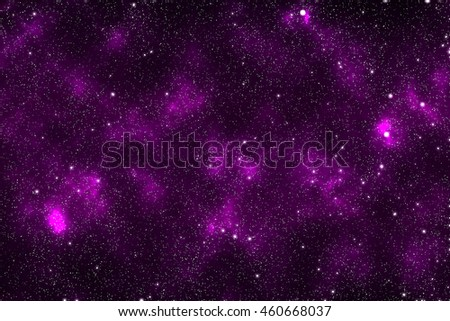 background of a colorful galaxy, space
