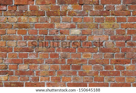 background of an old brick wall with room for your text or images