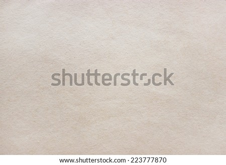 background of beige paper rough cardboard  - stock photo