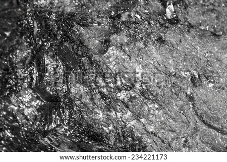 background of black coal