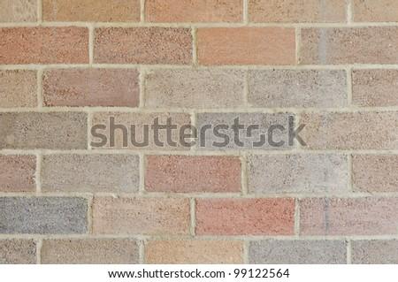 Background of brick wall - stock photo