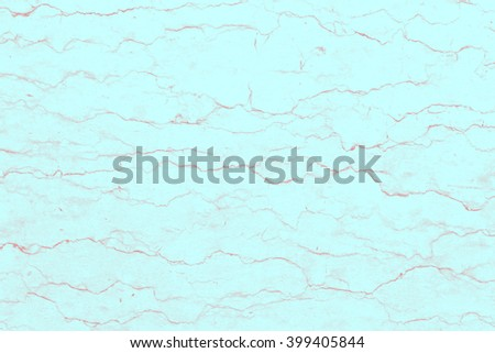 Background of bright light blue color with a pattern of broken lines.