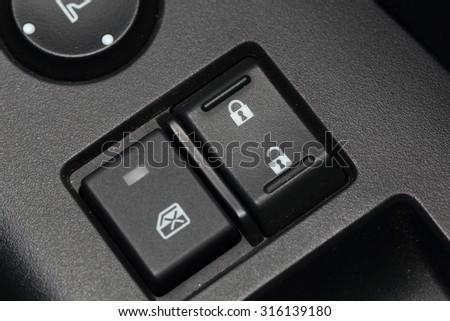 Car Door Lock Button