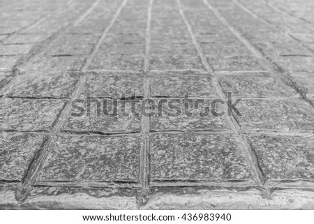 Background of cement brick wall pattern texture. Concrete background, cement wall backdrop, backgrounds concept. - stock photo