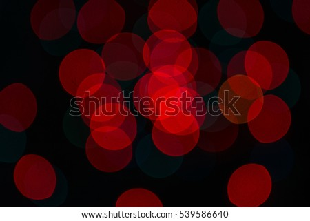 background of Christmas fires red blue green