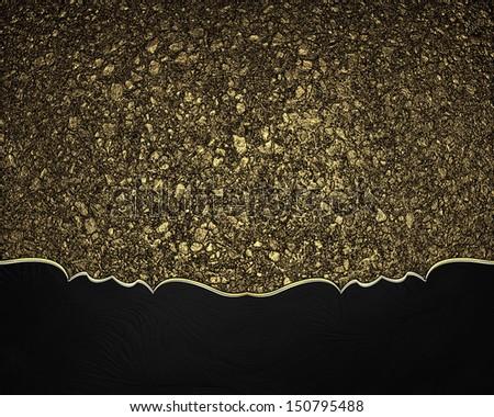 background of golden sand - photo #15