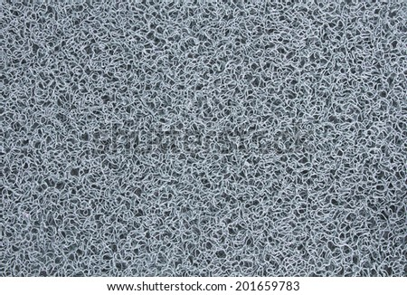 Background Gray Blend Blue Carpet Foot Stock Photo Royalty Free